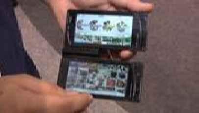 Fujitsu_LTE_phone- LTE телефон с 2 экранами.