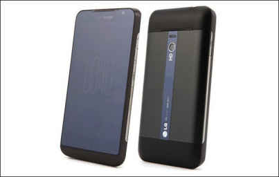 lg1 LG приготовит Android-LTE телефон.