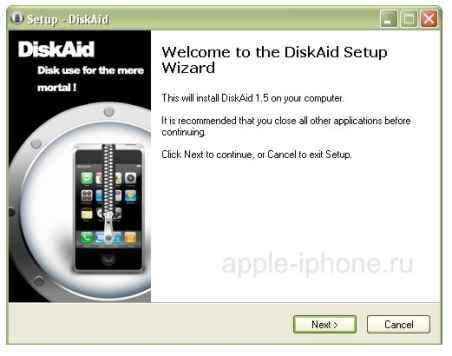 DiskAid Инструкция по прошивке и откату оригинального и китайского iPhone(айфона)