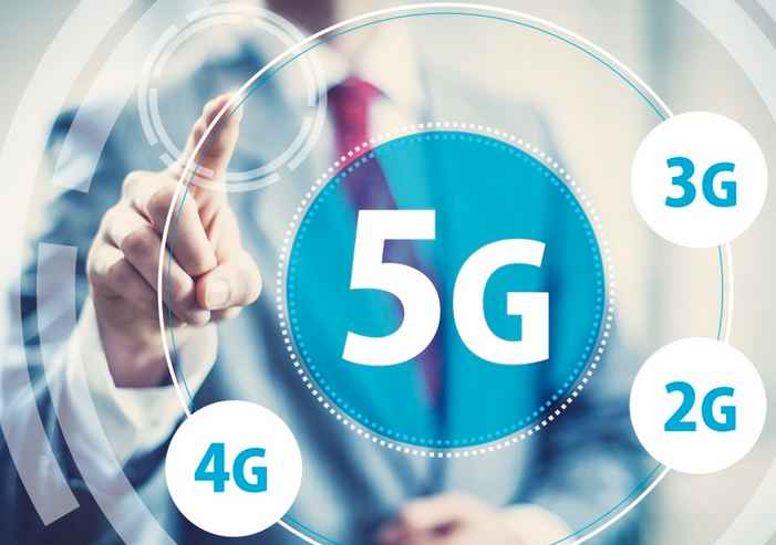 5G LTE связь нового поколения
